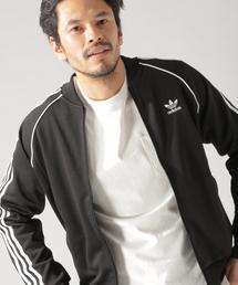 adidas(アディダス)の【adidas(アディダス)】TRACKブルゾン(ジャージ)