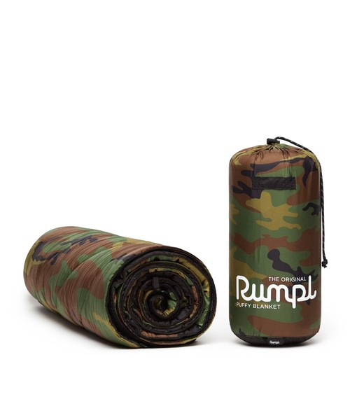 【Rumpl/ランプル】ORIGINAL PUFFY BLANKET PRINT オリジナル パフィー ブランケット