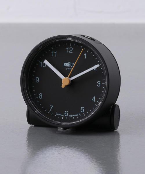 <BRAUN(ブラウン)> ラウンド型 時計 -001¨