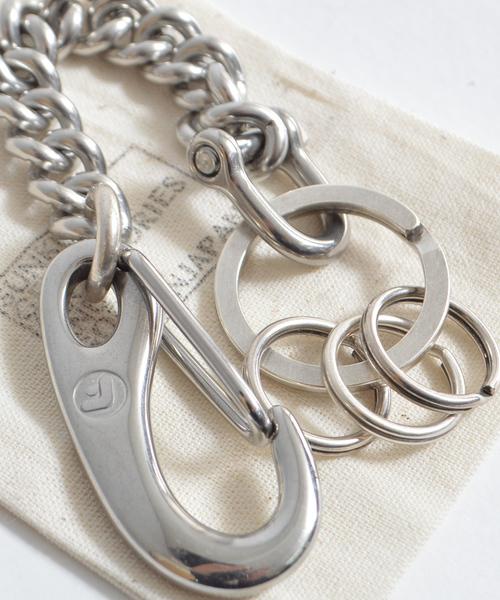 39/サンク Stainless Key Chain