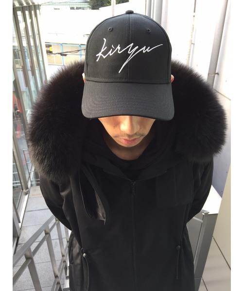 kiryuyrik(キリュウキリュウ)の「CAP(キャップ)」|ブラック