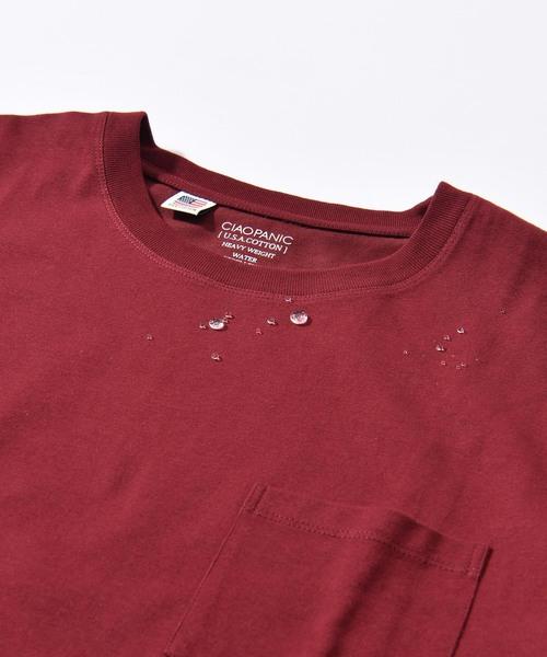 USAコットンCOOLMAX撥水Tシャツ