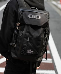 MAKAVELIC(マキャベリック)の【MAKAVELIC】DOUBLE LINE BACKPACK(バックパック/リュック)