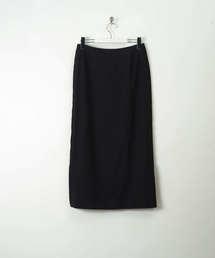 HERMES(マルジェラ期)。 / Wool Side Zip Skirt(スカート)