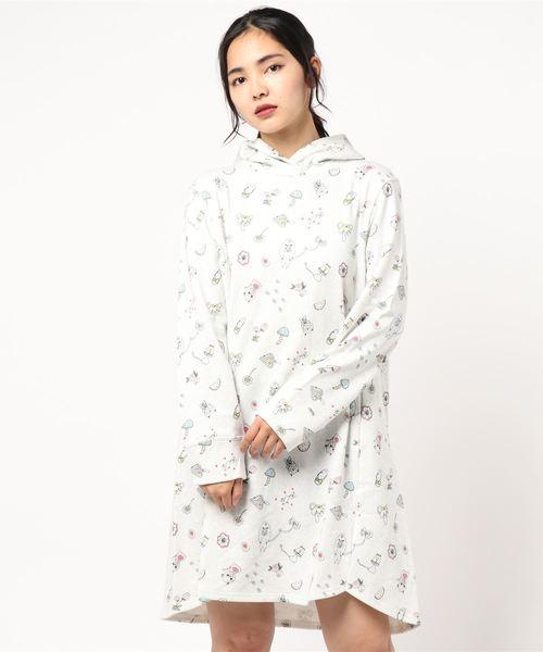 最新作 オリプリパーカーワンピース(ワンピース)|franchelippee(フランシュリッペ)のファッション通販, 東与賀町:80b7f09f --- 5613dcaibao.eu.org