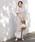 ROPE' PICNIC(ロペピクニック)の「空紡糸Tシャツワンピース(ワンピース)」|詳細画像