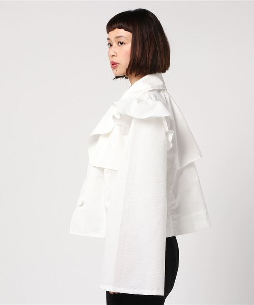 XIAOLI/シャオリー/2WAYショートジャケット