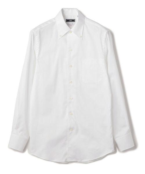 【中古】 SD: SHIPS【ALBINI社製生地】オックスフォード イタリアンボタンダウン シャツ(シャツ/ブラウス)|SHIPS(シップス)のファッション通販, 宮城村:5378ce11 --- pyme.pe