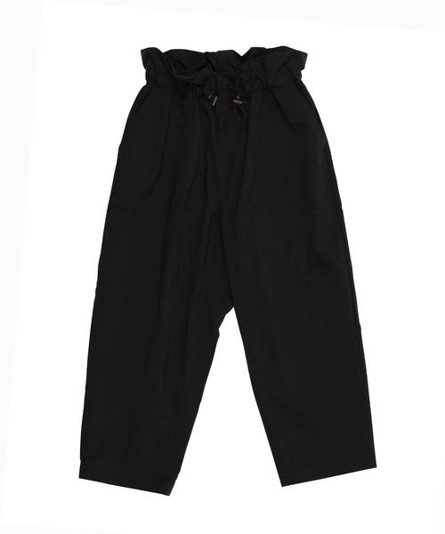 KIIRA(キーラ)の「【KiiRA】BEGIE EASY PANTS(その他パンツ)」 ブラック