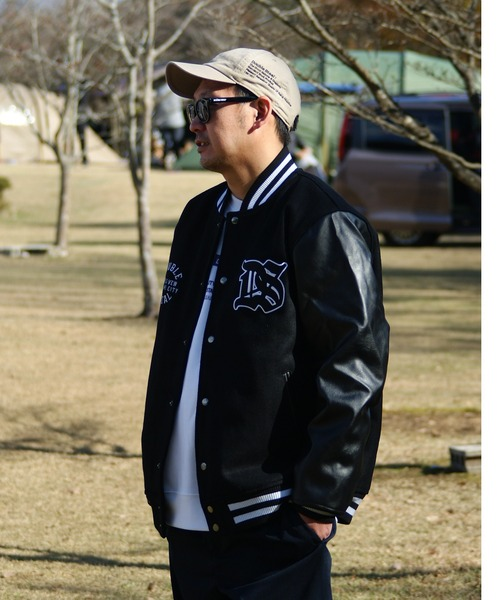 Melton Stadium jacket   メルトンスタジャン