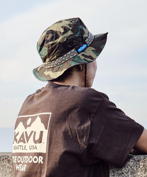 KAVU/カブー RIPSTOP BUCKETHAT/リップストップ バケットハット