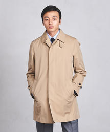 ○UADB ショート ステンカラー コート ◆