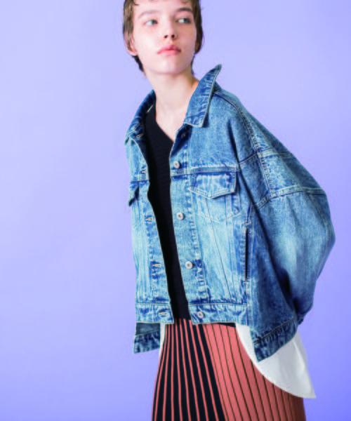 【国内正規品】 切替ビッグGジャン(デニムジャケット)|OSMOSIS(オズモーシス)のファッション通販, ヒラナイマチ:91c4a71b --- blog.buypower.ng