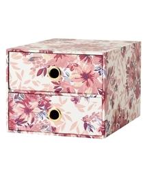 Francfranc(フランフラン)のプリマーレ ステーショナリーBOX ピンク(ステーショナリー)