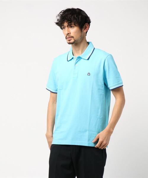 ストレッチラインポロシャツ