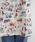 merlot(メルロー)の「「コーヒー農園の人々」柄シャツワンピース079-7138(シャツワンピース)」|詳細画像