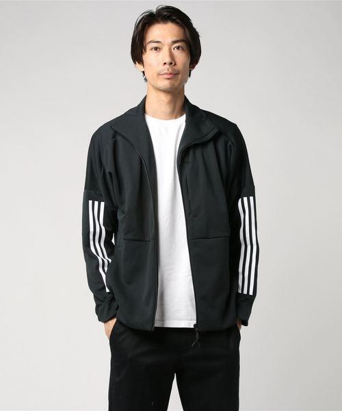adidas(アディダス)の「ID ウォームアップ ジャケット [ID Warm-up Jacket] アディダス(ジャージ)」|ブラック