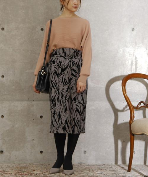 【おまけ付】 フロッキープリントタイトスカート(スカート)|TIARA(ティアラ)のファッション通販, 愛甲郡:d54d02a2 --- skoda-tmn.ru