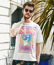 DREAMER プリント Tシャツ