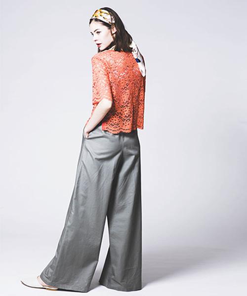 大人気の 【セール】グログランスリットレースブラウス・(シャツ/ブラウス)|allureville(アルアバイル)のファッション通販, AMA CLUB:8ea8ac9e --- skoda-tmn.ru