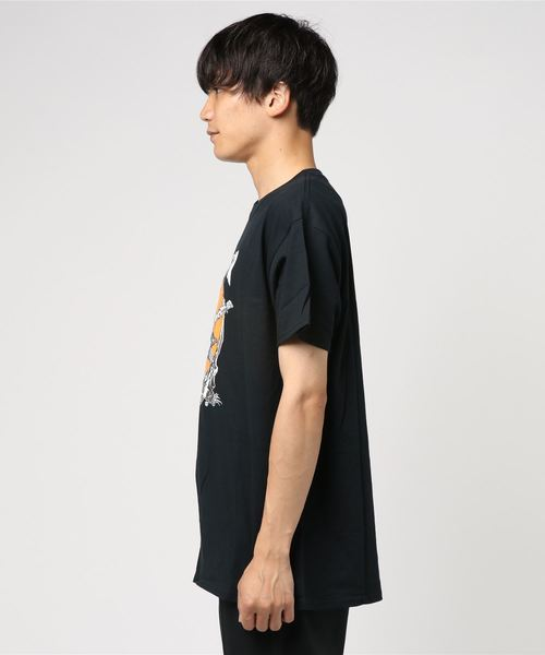 SKATE OUTLAW S/S T-SHIRTS