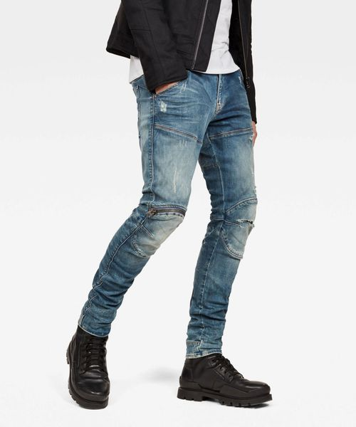 贅沢品 5620 3D Zip Knee 3D Ripped Skinny(デニムパンツ)|G-STAR メンズ,G-STAR Knee RAW(ジースターロゥ)のファッション通販, タツノシ:1a579527 --- 5613dcaibao.eu.org