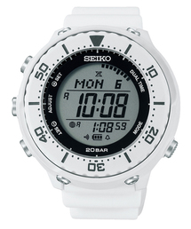 SEIKO PROSPEX セイコー プロスペックス LOWERCASE プロデュースモデル デジタル 腕時計(腕時計)