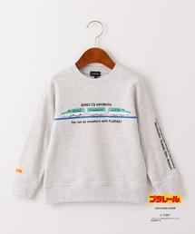 〔別注〕ミニ裏毛プルオーバー/ プラレール