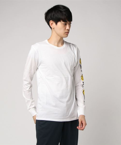 NIKE AS M NK SB TEE LS ROSES 【SP】