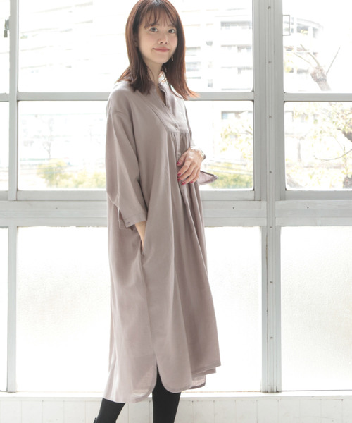 ab19ss/ヨーク切替ワンピース
