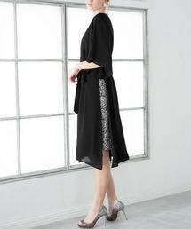 7a37bda49cd00 ドレス・ワンピース(ドレス・ワンピース)の「シフォン レースサイドスリット結婚