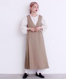 fig London(フィグロンドン)のchic アンブレラ ジャンパーSK(ジャンパースカート)