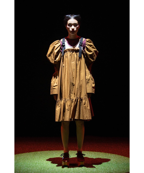 【正規品】 2020春夏 アジャスターフリルワンピース NON/ NON-20S-2-017(ワンピース)/|NON TOKYO(ノントーキョー)のファッション通販, 士別市:d654f89c --- ulasuga-guggen.de