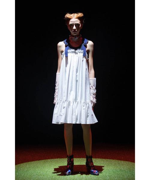 『4年保証』 2020春夏 アジャスターフリルワンピース/ NON-20S-2-017(ワンピース) NON|NON/ TOKYO(ノントーキョー)のファッション通販, 寄島町:9ea44fdc --- ulasuga-guggen.de
