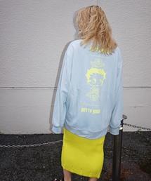 FIG&VIPER(フィグアンドバイパー)のBettyコラボ BIG PO(Tシャツ/カットソー)