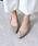 menue(メヌエ)の「イイ女ポインテッド ポインテッドトゥ チャンキーヒール 3cmヒール パンプス(パンプス)」|詳細画像