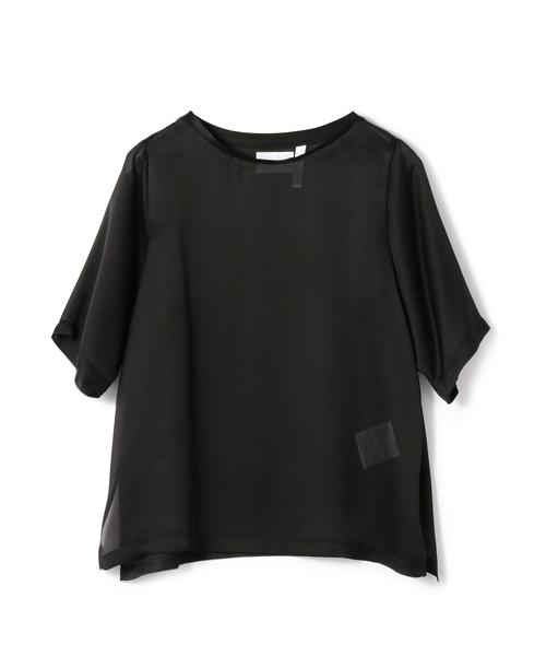 正規品! 【セール】COL PIERROT PIERROT// 半袖ブラウス(シャツ/ブラウス) col pierrot(コルピエロ)のファッション通販, 御津町:fe65e48c --- pyme.pe