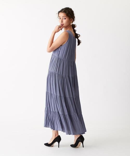 SMFP ティアード ロングワンピース
