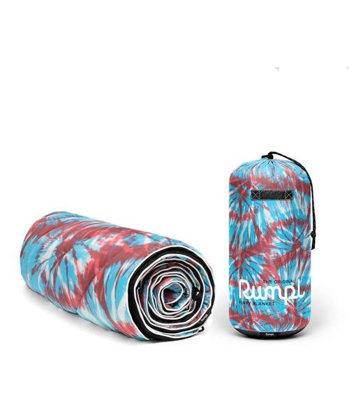 【 Rumpl / ランプル 】ORIGINAL PUFFY BLANKET PRINT 2 オリジナル パフィー ブランケット プリント2