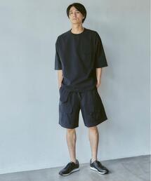 <green label relaxing>HyperHelix Tシャツ & ショーツ SET セットアップ -ストレッチ-