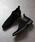LASSU&FRISS(ラスアンドフリス)の「スクエアトゥ ロングノーズサイドゴアブーツ(ブーツ)」|ブラック系その他