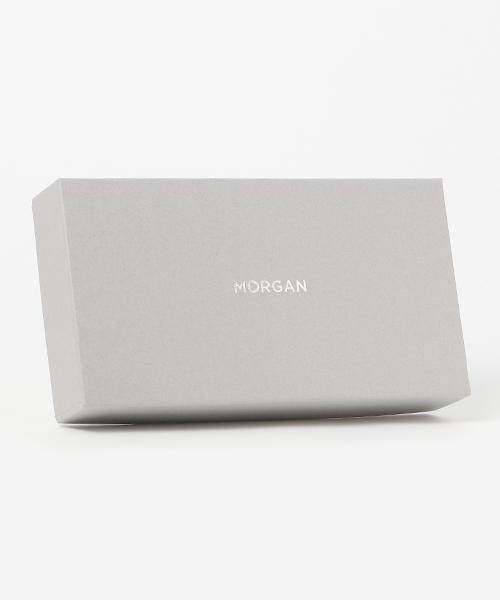モルガン【MORGAN】ラウンドファスナーウォレット