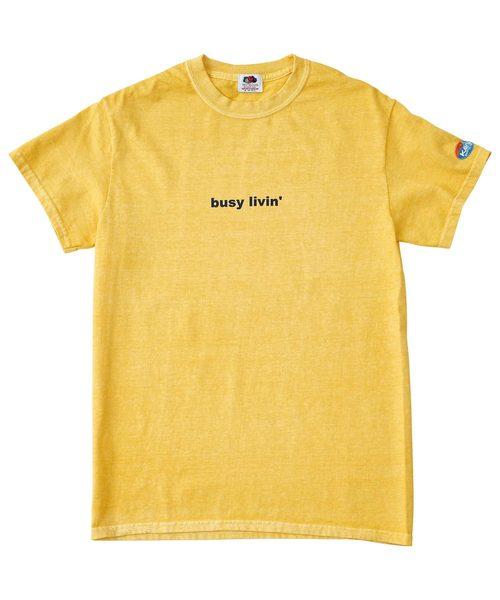 KAVU カブー Busy Livin Tシャツ