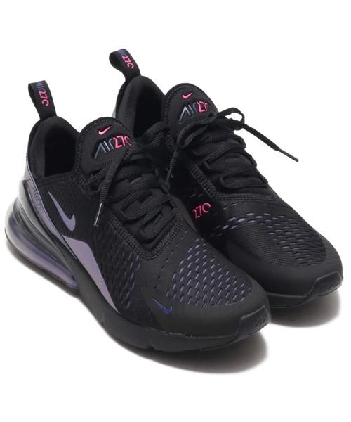 Nike Air Max 270 BlackLaser Fuchsia Regency Purple
