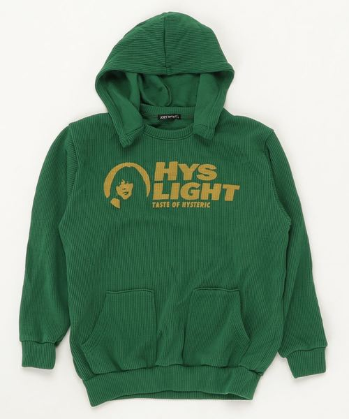 HYS LIGHT pt パーカー【L】