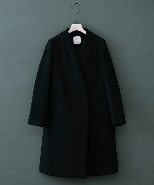 超安い 【セール TOKYO】Vネックノーカラーコート(その他アウター)|UNITED セール,SALE,UNITED TOKYO(ユナイテッドトウキョウ)のファッション通販, 諌早市:7cd3d7c2 --- wiratourjogja.com
