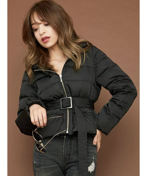 華麗 ショートダウンジャケット(ダウンジャケット/コート)|RESEXXY(リゼクシー)のファッション通販, プロテックオートパーツ:2231fc31 --- tsuburaya.azurewebsites.net
