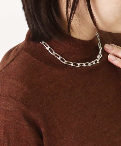 Chain necklace・・