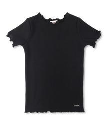 branshes(ブランシェス)の【WEB限定】テレコ半袖Tシャツ(Tシャツ/カットソー)