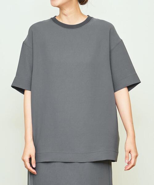 <UNITED ARROWS & SONS by DAISUKE OBANA WOMEN> Ⅰ CREW TEE/Tシャツ